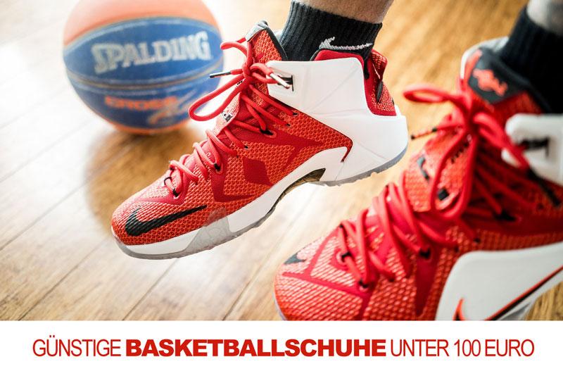 Basketballschuhe günstig kaufen