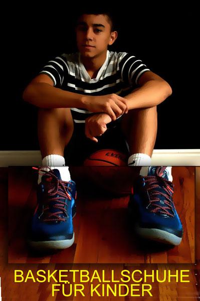 Basketballschuhe für Kinder kaufen