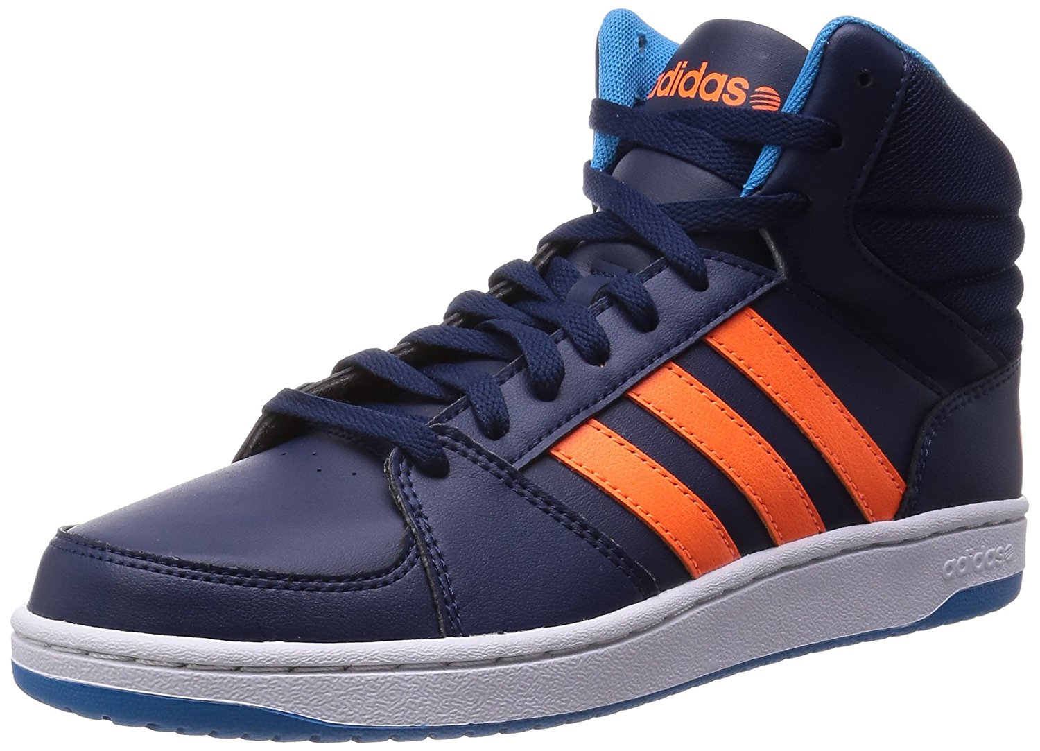 11179e087f6853 adidas NEO Herren High Top Sneaker Basketball Schuhe Trendschuhe HOOPS VS  MID